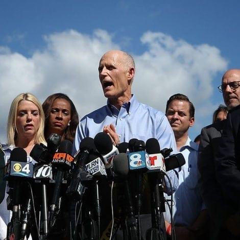 FBI FALLOUT: Florida Governor Says FBI Director 'NEEDS TO RESIGN' Following School Shooting