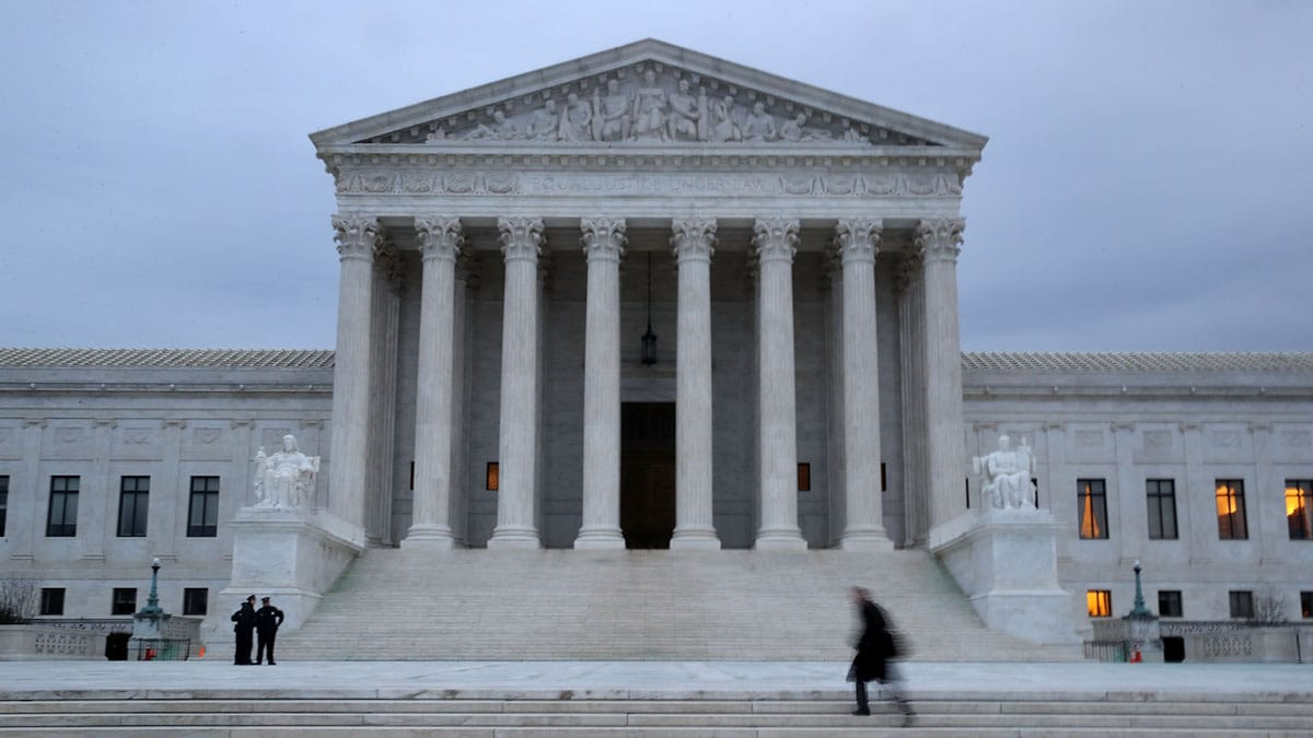 Partner Content - SUPREME SHOWDOWN? Alabama Abortion Bill Likely to End at US Supreme Court