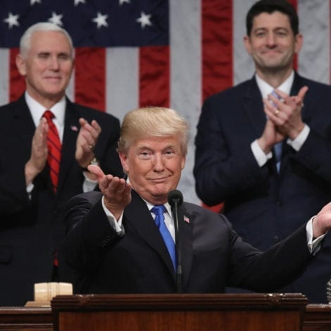 UN-AMERICAN: Liberal Rep. Seeks to BAN Future State of the Union Addresses
