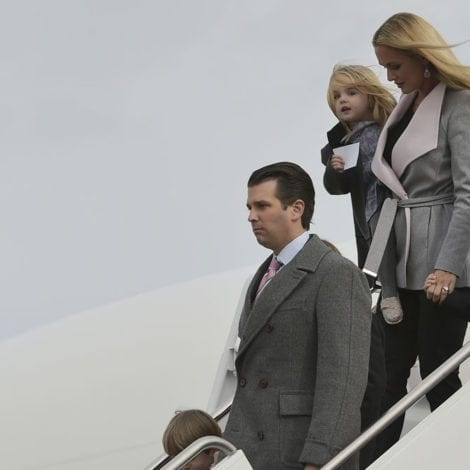 TRUMP FAMILY TARGETED: Trump Jr.'s Wife HOSPITALIZED After Opening 'Suspicious Letter'