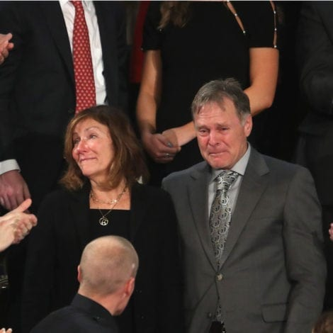FACE TO FACE: Otto Warmbier's Father to STARE DOWN North Korea at Olympic Ceremony