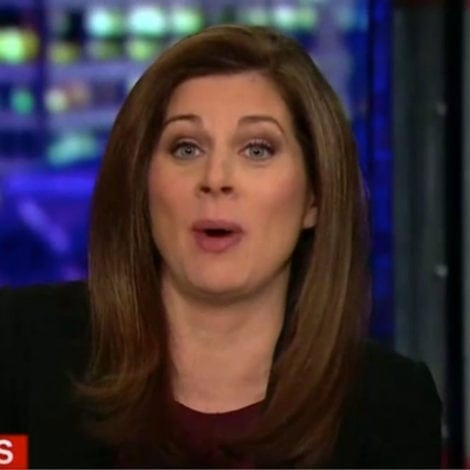 HELL FREEZES OVER: CNN Anchor Says TRUMP May Go Down as a 'GREAT PRESIDENT'