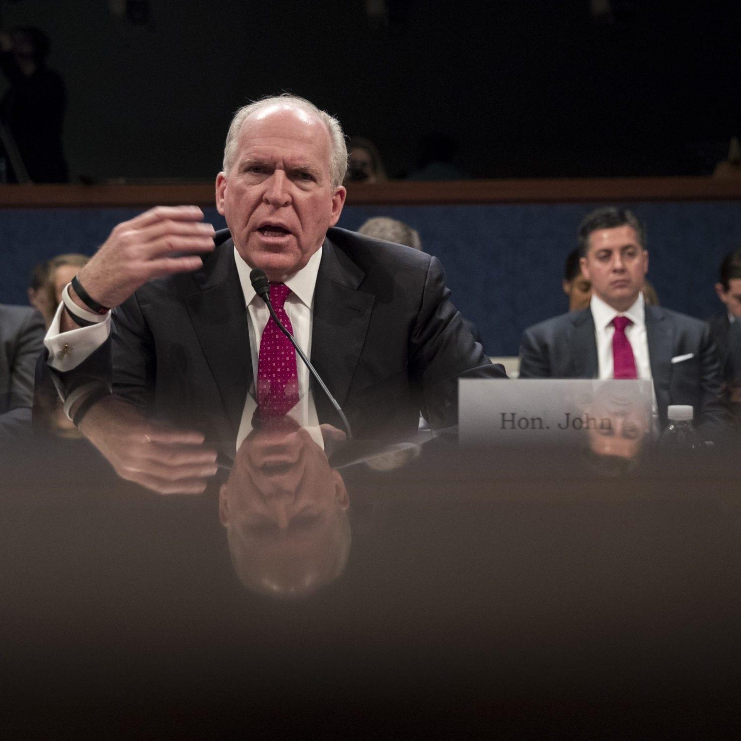 DEEP STATE TANGO: Dems Accused Brennan of Lying