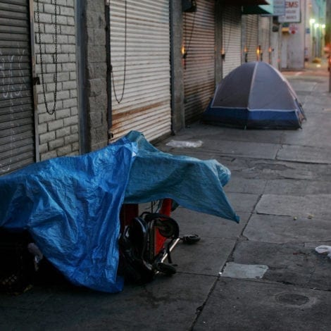 SANCTUARY STRUGGLE: Los Angeles CRIPPLED with Over 60,000 HOMELESS