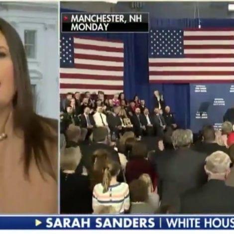 SARAH SMACKDOWN: Huckabee Sanders ROASTS Democrats over DACA DISASTER