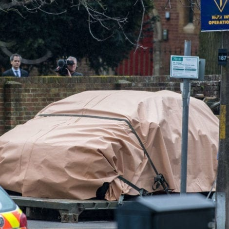 SPY GAMES: Soviet Nerve Agent PUMPED Into TARGET'S CAR in UK Poison Plot