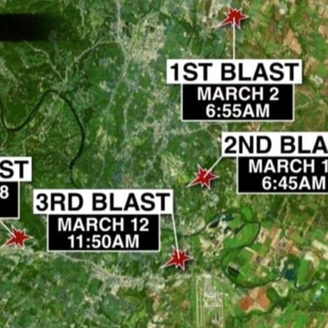 AUSTIN ON EDGE: 'Trip Wire' Explosion ROCKS TEXAS, 2 Injured