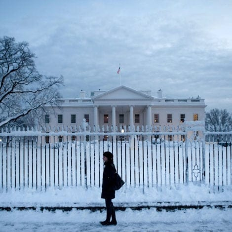 BRAIN FREEZE: New Study Says GLOBAL WARMING Causes 'COLDER WINTERS'