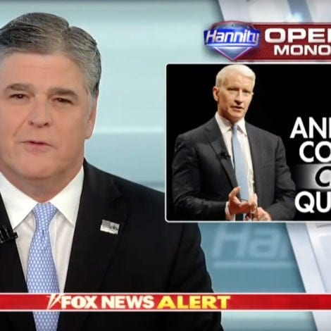 HANNITY: CNN's 'CREEPY' New Obsession is Beyond 'INSANITY'