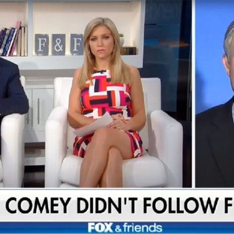 HELL FREEZES OVER: Clinton Insider Says Trump 'WAS RIGHT' to Fire 'Narcissist' James Comey