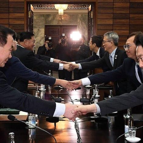 FACE TO FACE: US, North Korea HEAD TO FINLAND to Discuss Kim's NUKE Program