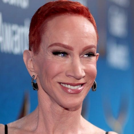 SHE'S BACK: Kathy Griffin to Portray KELLYANNE CONWAY in New Comedy Series