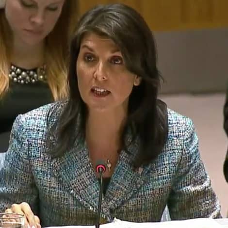 HALEY UNCHAINED: Nikki Haley UNLOADS on Russia, Says US 'WILL ACT' in Syria
