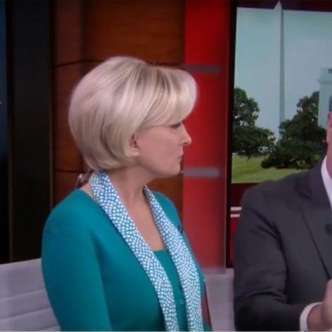 MSNBC MELTDOWN: 'Morning Joe' Claims Trump Wants to ABOLISH TERM LIMITS, Remain President for Life