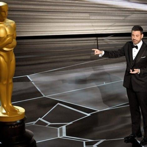 LIBERAL LECTURE: Kimmel Jabs TRUMP, FOX NEWS at 90th Academy Awards