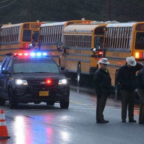GOOD GUY WITH A GUN: Armed School Officer TAKES DOWN Shooter, Saves Lives