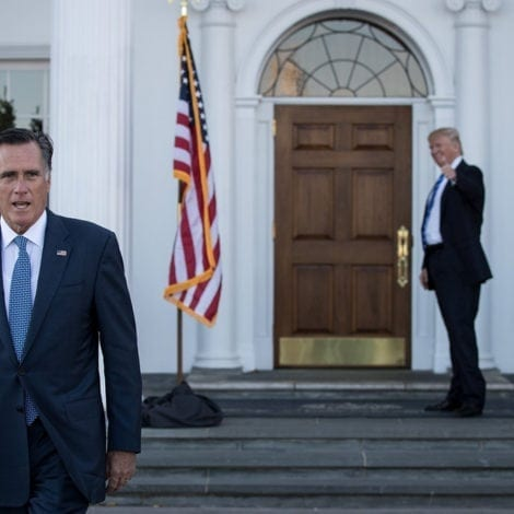 STEELE RETURNS: Dossier Author Claims RUSSIA BLOCKED Mitt Romney as Sec. of State