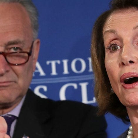 PELOSI PANICS: Nancy BACKS OFF 'Crumbs' Comment as DEMS DROP in Polls