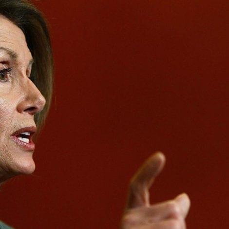 PELOSI PANICS: Nancy Bizarrely Claims CENSUS CITIZENSHIP QUESTION is 'Unconstitutional'