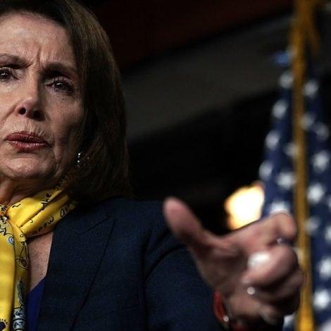 HELL FREEZES OVER: Pelosi BUCKS DNC, Endorses Pro-Life Democrat