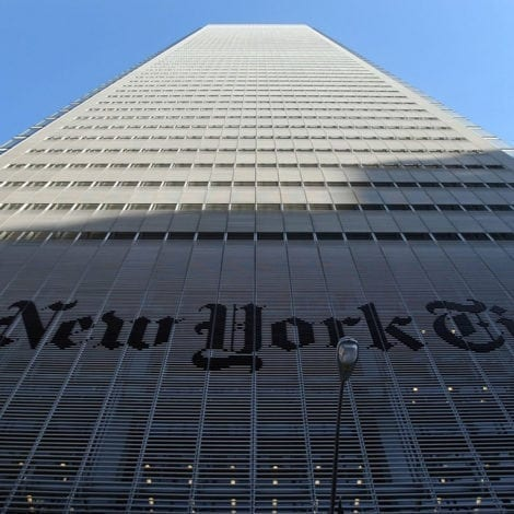 WHOOPS! New York Times Issues a MASSIVE CORRECTION After Trump Tax Attack