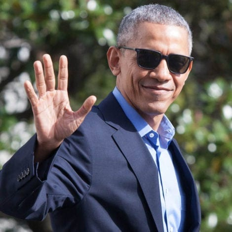 BARACK GOES HOLLYWOOD: President OBAMA to PRODUCE Exclusive Shows for Netflix