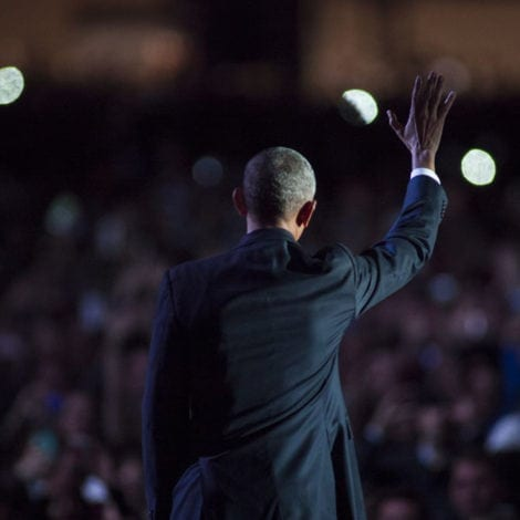 OBAMA'S VISION: Barack Hopes for a 'MILLION YOUNG OBAMAS' During Speech