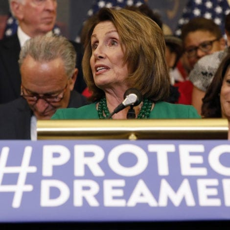 DEMS DITCH DREAMERS: Dems BACK AWAY from DACA PLEDGE Ahead of Budget Talks