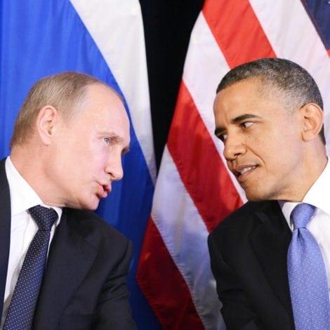 LIBERAL AMNESIA: Media SLAMS Trump's CALL to Putin, Forgets Obama Did the SAME THING