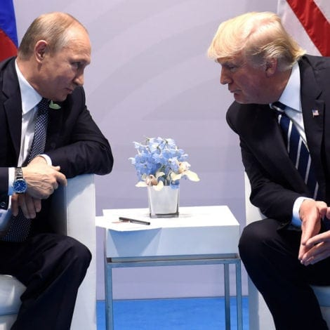 RUSSIAN REJECTS: The President DEPORTS DOZENS of Russian Diplomats