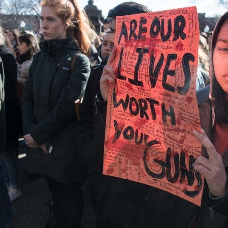 STUDENT REVOLT: Ohio Teen SUSPENDED for Refusing to 'WALK OUT' During Gun Protest