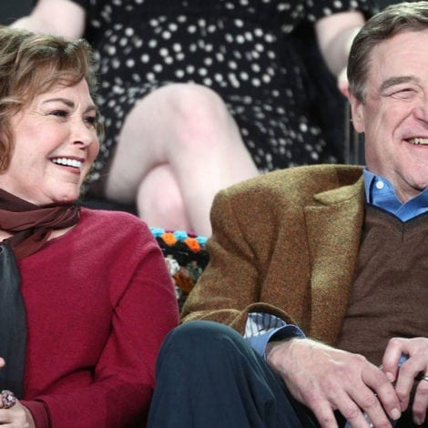 ROSEANNE UNCHAINED: The Actress Says Her Character is a Proud, WORKING CLASS Trump Supporter