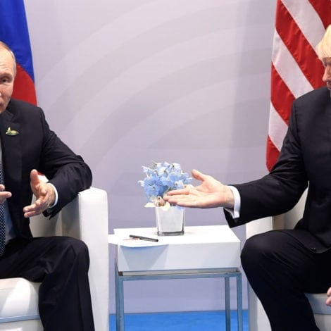 TRUMP STRIKES BACK: White House SLAMS RUSSIA with Sanctions Over Election Meddling
