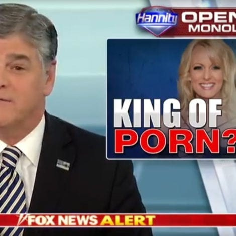 HANNITY: CNN'S President is the 'PORN KING' of Cable News