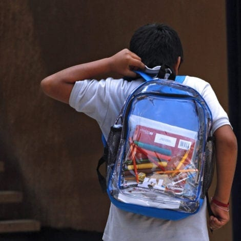FLORIDA FALLOUT: Marjory Stoneman to Require CLEAR BACKPACKS After Shooting