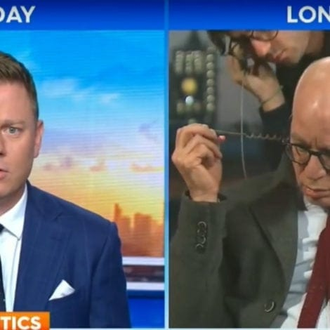 FIRE AND FIZZLE: Michael Wolff CANCELS EVENTS After DISASTROUS TV Appearances