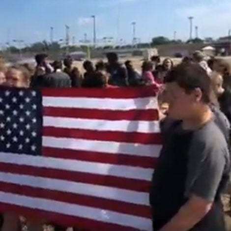 STUDENTS RALLY: Colorado Students Hold PRO SECOND AMENDMENT Walkout