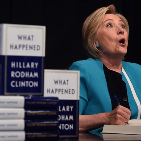WHAT HAPPENED? Hillary's Popularity at RECORD LOWS After Her 'Excuses Tour'