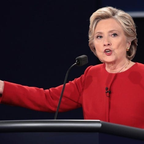 REPORT: Hillary Launched 'F***-LACED' Trump Tantrum During Debate Preps