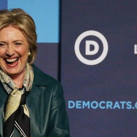 HILLARY'S REVENGE: Clinton Charging DNC MILLIONS for 2016 Voter Data
