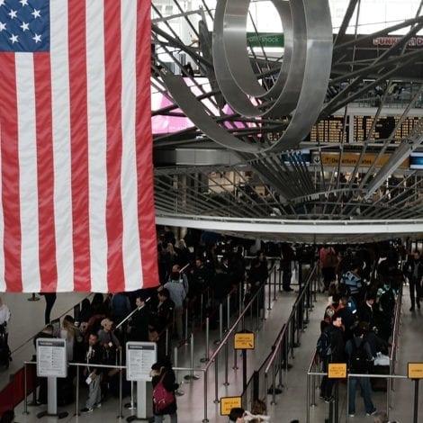 U.S. ECONOMY SOARS: Americans Smash SPRING BREAK Air Travel Records