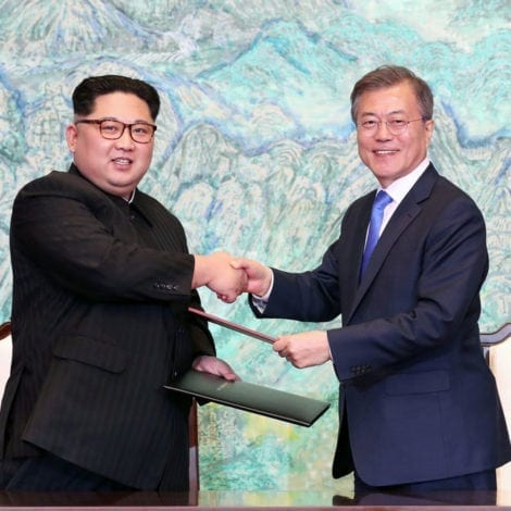 HELL FREEZES OVER: Even Liberals Call for Trump NOBEL PRIZE Over Korea