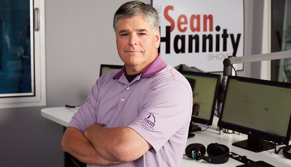 Partner Content - 18 YEARS LATER: Hear Sean Hannity's September 11, 2001 Broadcast Moments...