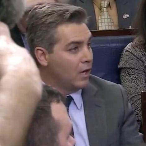 SARAH SMACKDOWN: Huckabee Sanders EDUCATES Jim Acosta On 'FREE PRESS'