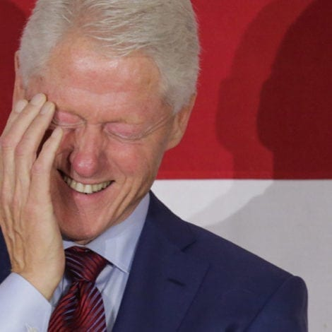 REPORT: Bill Clinton 'ENCOURAGED' Trump to Run for President in 2016