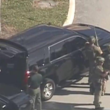BROWARD BOMBSHELL: New Report Shows Police 'HIDING' During Parkland Massacre
