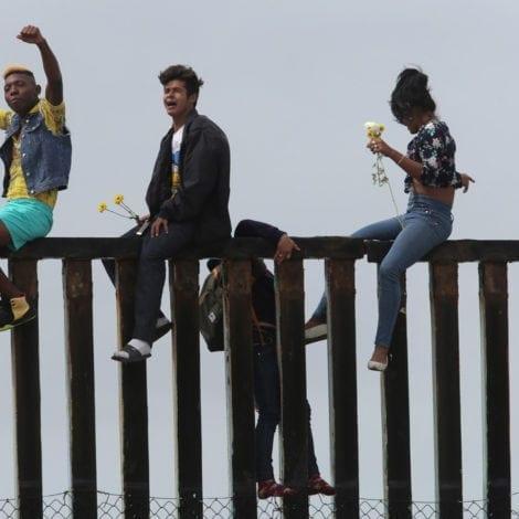 'CARAVAN' DENIED: Migrants 'Remain DEFIANT' After Border Officials REFUSE Entry