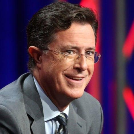 LATE NIGHT LECTURE: Stephen Colbert Staffer VICIOUSLY MOCKS Barbara Bush