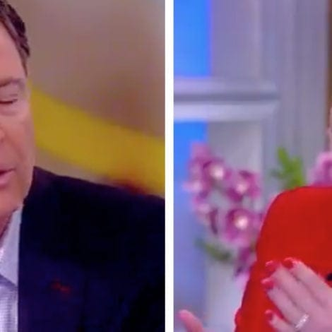 COMEY GRILLED: Meghan McCain SCOLDS James Comey To His Face