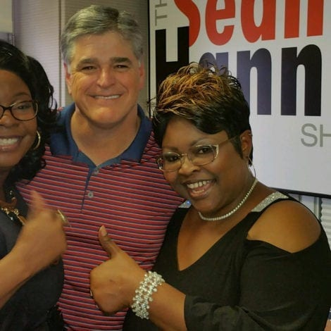 Diamond and Silk with Sean